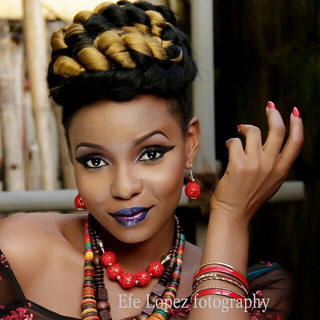 10 Slaying Hairstyles Yemi Alade Rocks Lifeandtimes News