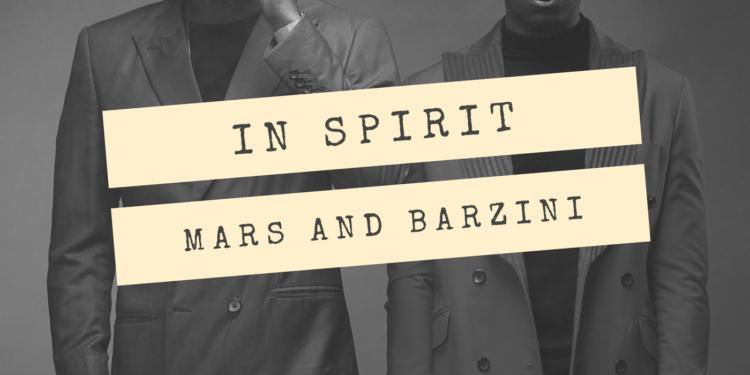 Mars & Barzini - OLORISUPERGAL