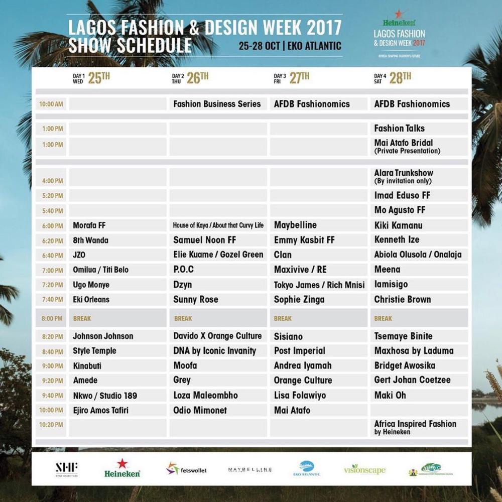 Lagos Fashion and Design Weekend - OLORISUPERGAL