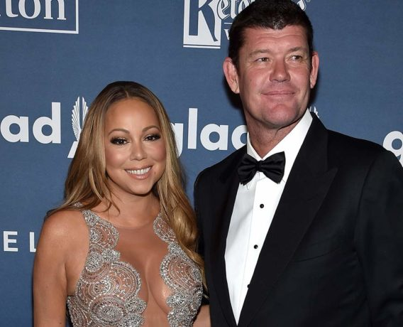Mariah Carey and James Packer - OLORISUPERGAL