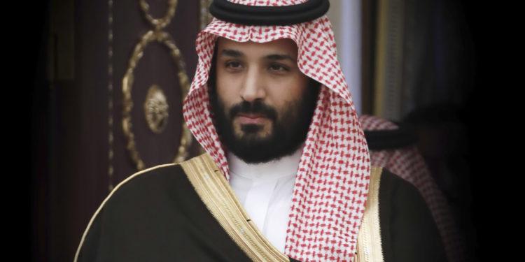 Mohammad bin Salman - OLORISUPERGAL