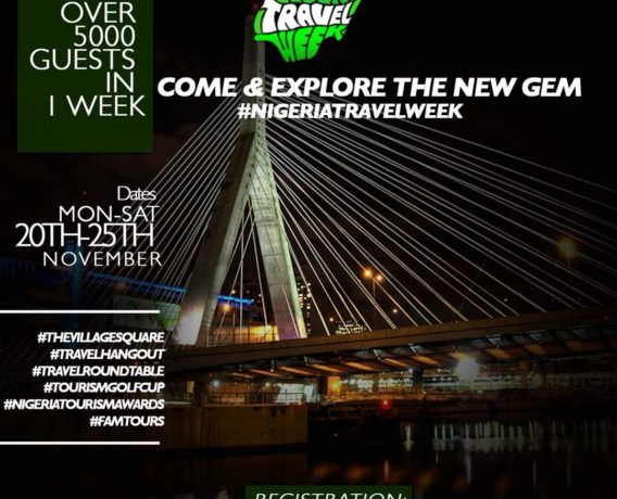 Nigeria Travel Week - OLORISUPERGAL