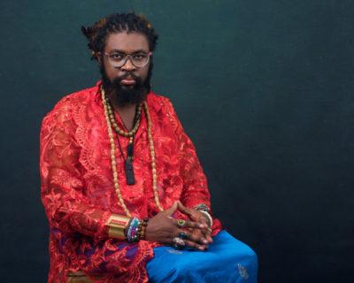 Onyeka Nwelue - OLORISUPERGAL
