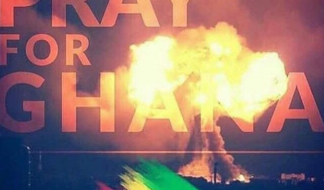 PRAY FOR GHANA