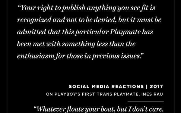 Playboy responds to criticism - OLORISUPERGAL
