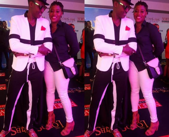 Sound Sultan and wife - OLORISUPERGAL