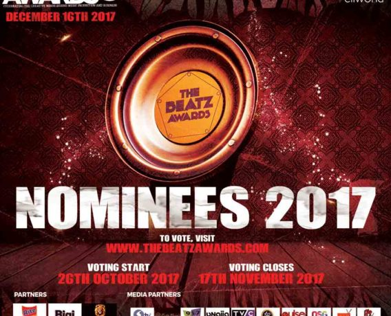 The Beatz Awards - OLORISUPERGAL