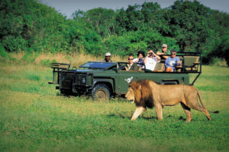 TOURISM IN AFRICA