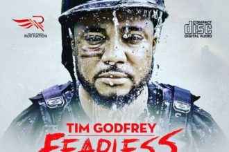 Tim Godfrey Album Art - OLORISUPERGAL
