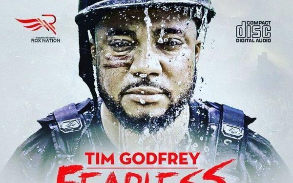 Tim Godfrey Album Art - OLORISUPERGAL