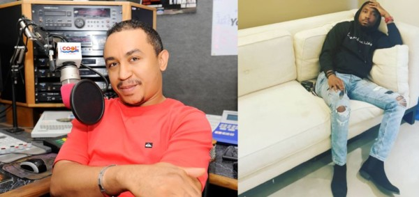 Timi Dakolo and Freeze Fight - OLORISUPERGAL