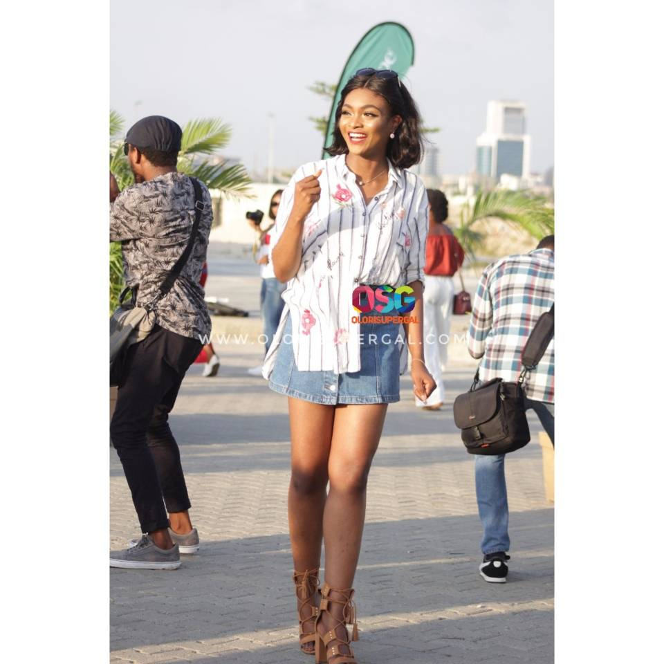 Lagos Fashion and Design Week - OLORISUPERGAL