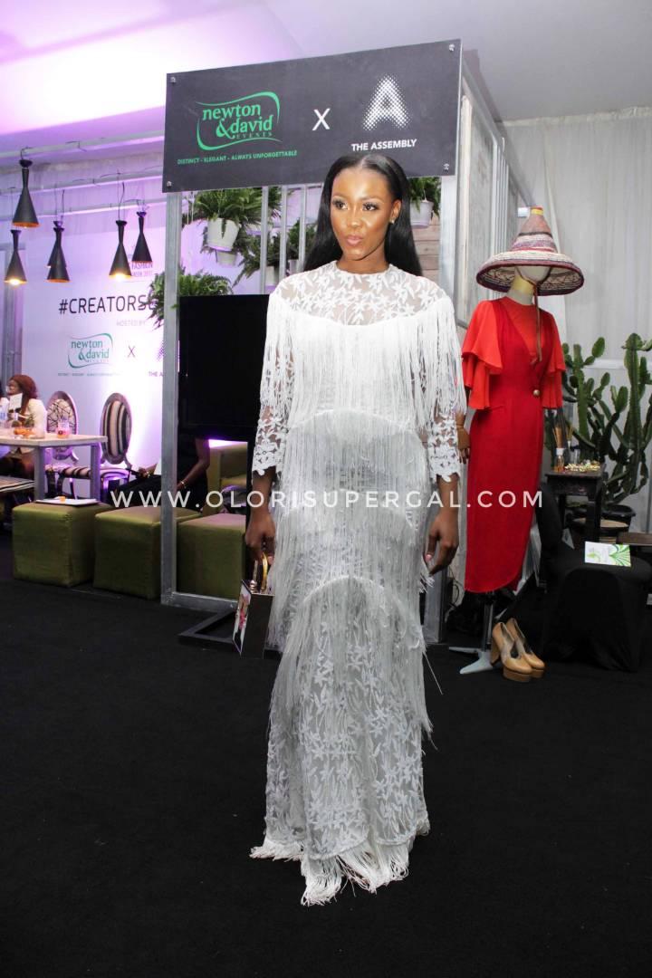 Lagos Fashion and Design Week - OLORISUPERGAL