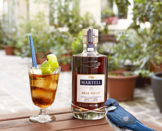 Martell Bottle - OLORISUPERGAL