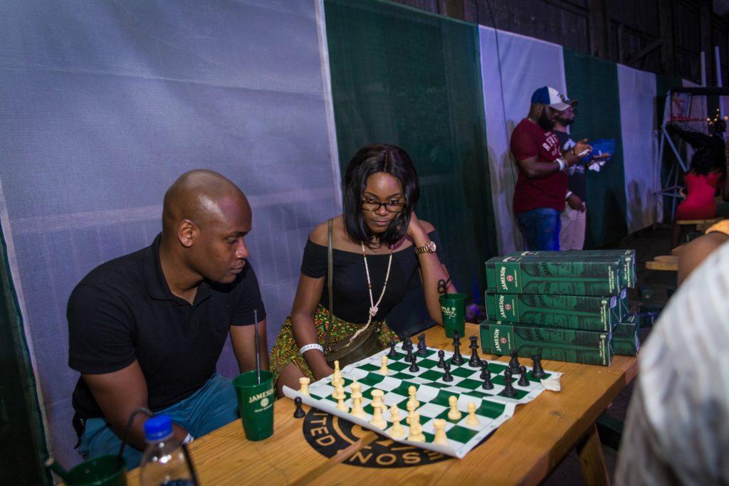 JAMESON CONNECTS NIGERIA