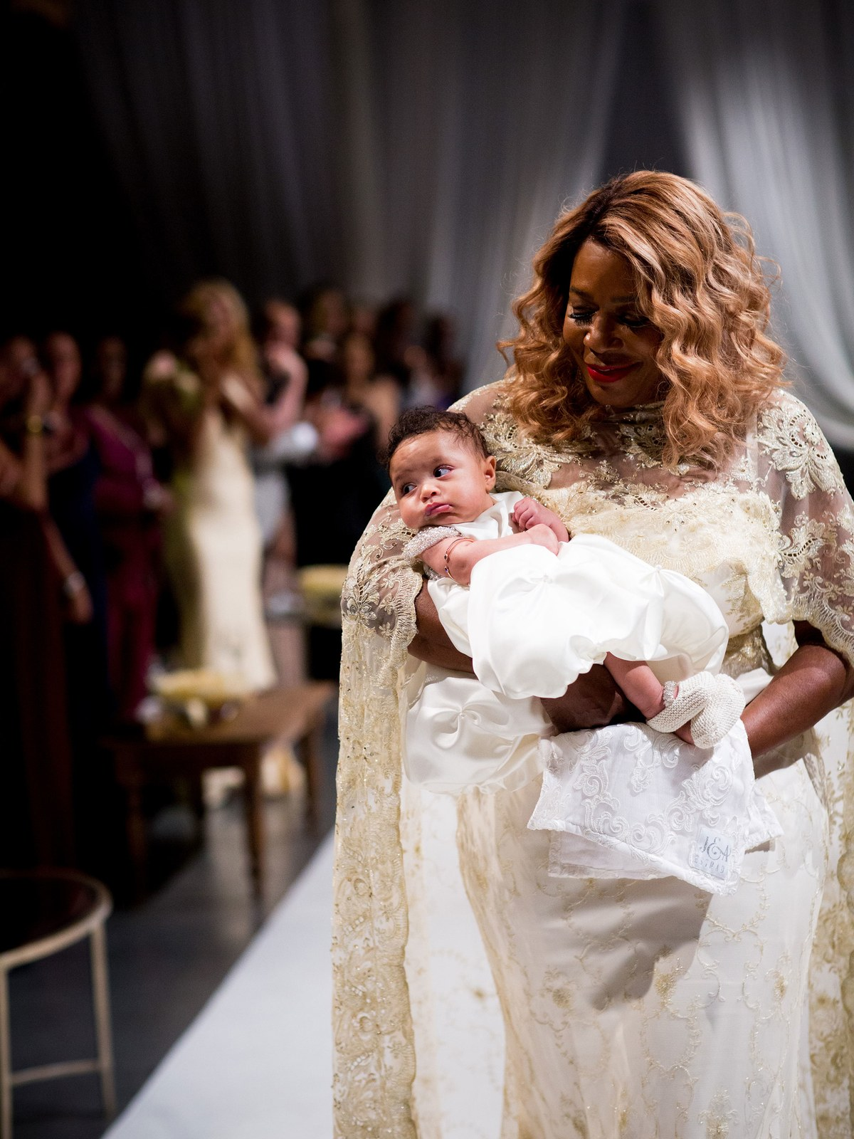 Serena Williams and Alexis Ohanian's Wedding - OLORISUPERGAL