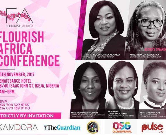 Flourish Africa Conference - OLORISUPERGAL