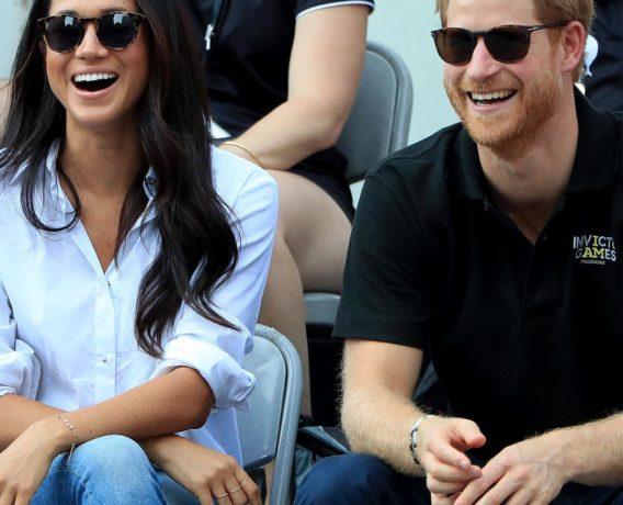 Prince Harry and Meghan Markle - OLORISUPERGAL