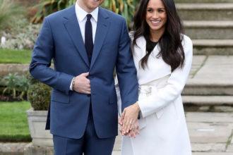 Prince Harry & Meghan Markle - OLORISUPERGAL