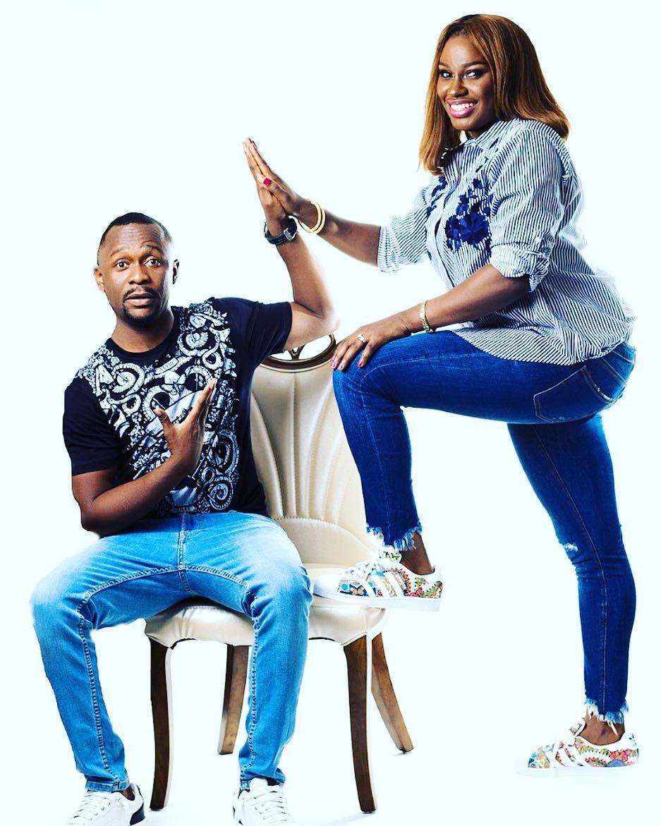Ushbebe & Wife - OLORISUPERGAL