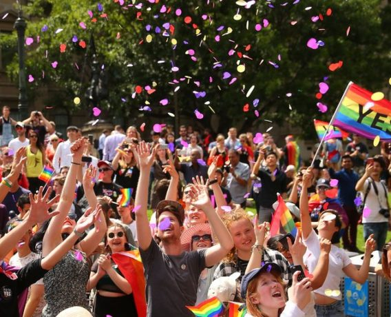 Australia approves same sex marriage - OLORISUPERGAL
