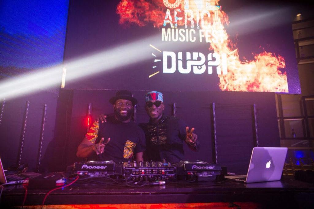 DJ Obi - DJ Spinall