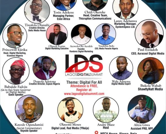 Lagos Digital Submit - OLORISUPERGAL