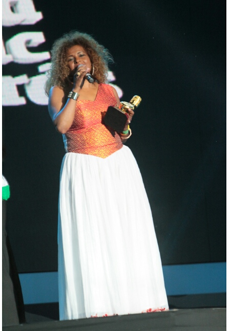 Tiwa Savage, Wizkid, 2Baba, Others Win Big At The All