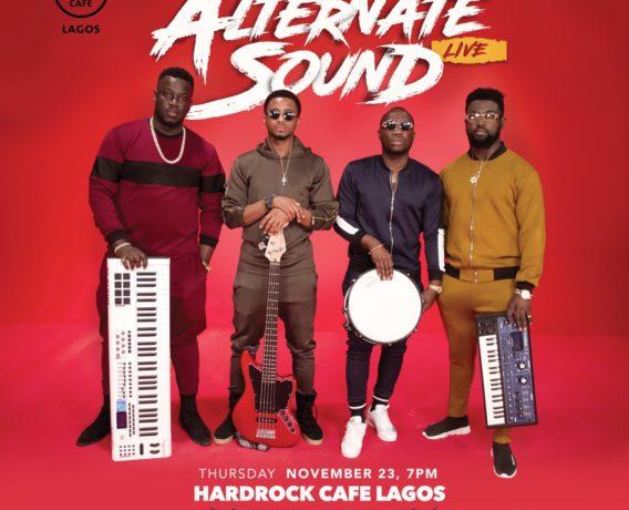 ALTERNATE SOUND LIVE