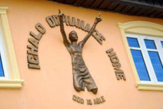 Ighalo Orphanage Home - OLORISUPERGAL