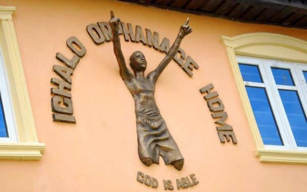 Ighalo Orphanage Home - OLORISUPERGAL