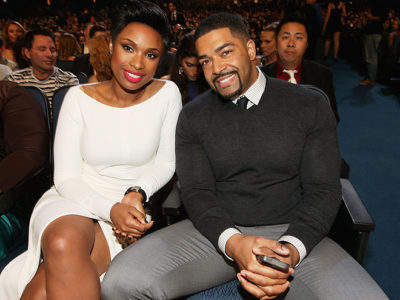 Jennifer Hudson and David Otunga - OLORISUPERGAL