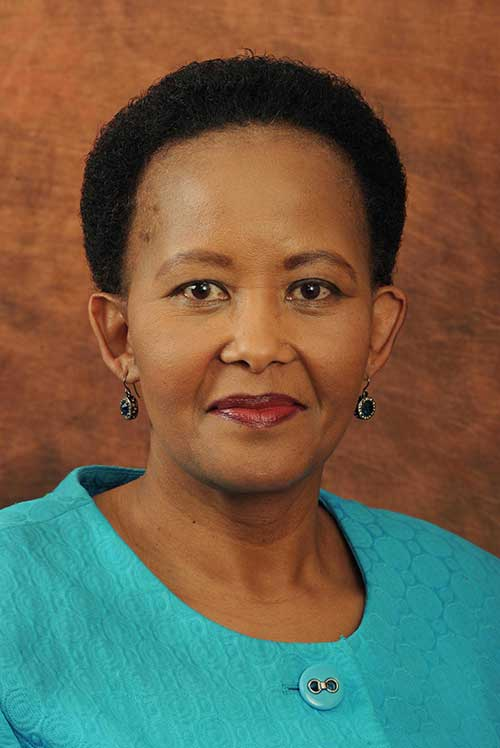 Deputy Minister Tokozile Xasa