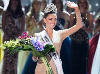Miss Universe 2017 - OLORISUPERGAL