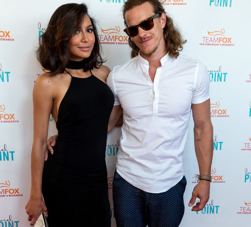 Naya Rivera and Ryan Dorsey - OLORISUPERGAL