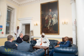 Ooni of Ife Royal Lecture at The Chatham House