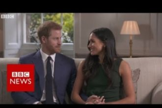 Prince Harry & Meghan Markle first joint interview - OLORISUPERGAL