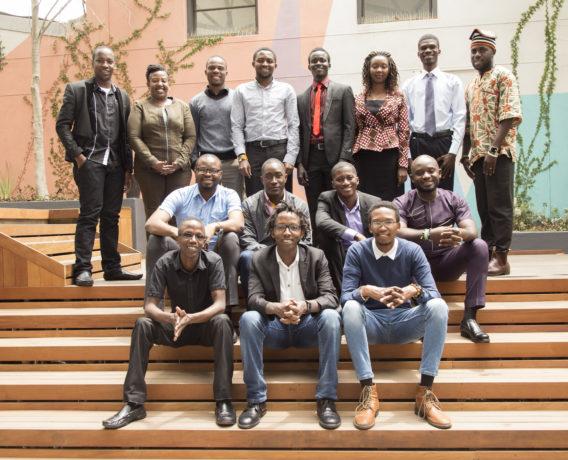 UK ROYAL ACADEMY'S AFRICA PRIZE - OLORISUPERGAL