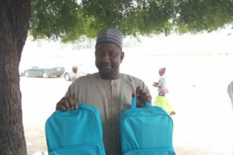 UNICEF BAGS - OLORISUPERGAL