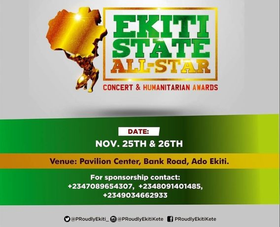 ekiti all state event