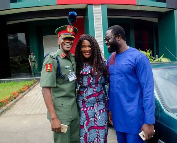 mercy johnson okojie and her husband