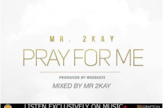 mr 2kay - pray for me