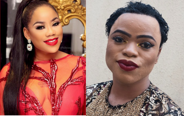 toyin lawani and bobrisky
