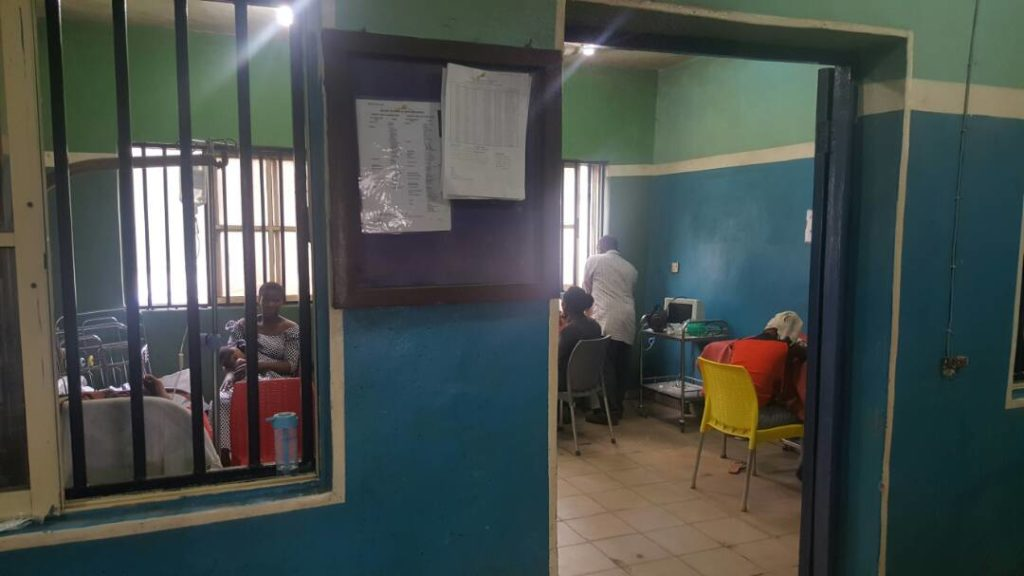 ward room before-LUTH