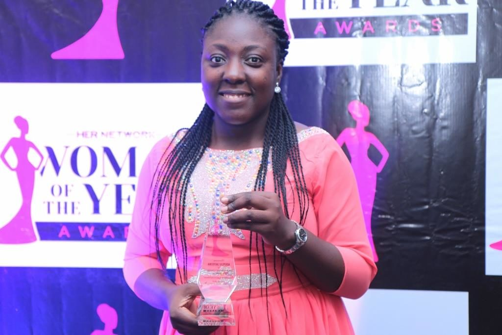 Adepeju Jaiyeoba - Winner - Woman of the Year (Healthcare Category