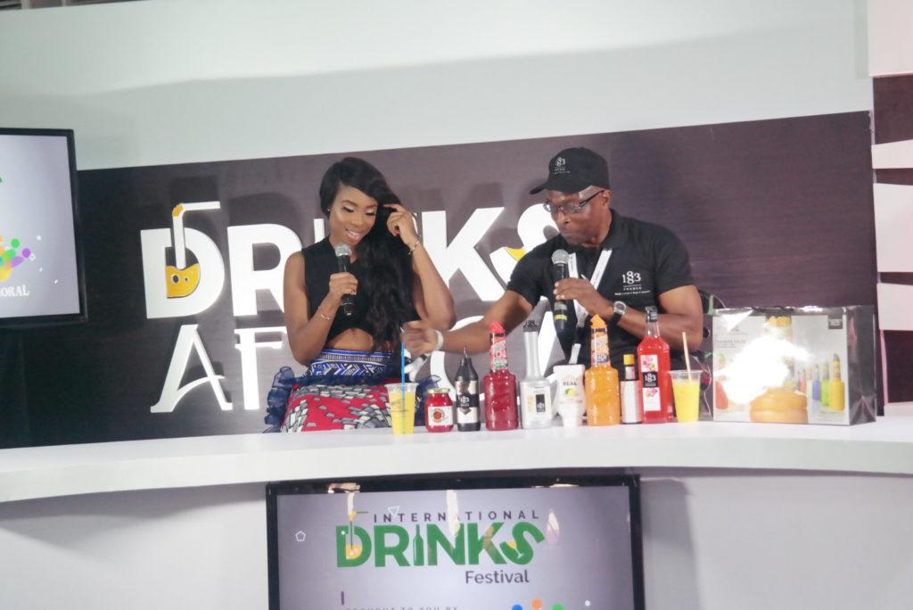 INTERNATIONAL DRINKS FESTIVAL