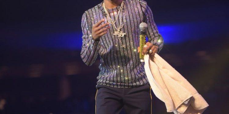 Pepsi Wizkid The Concert 2