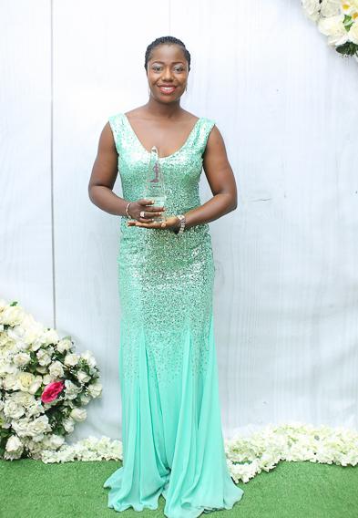 Toyin Onigbanjo - Winner Her Network Woman of the Year (Entrepreneur Category)