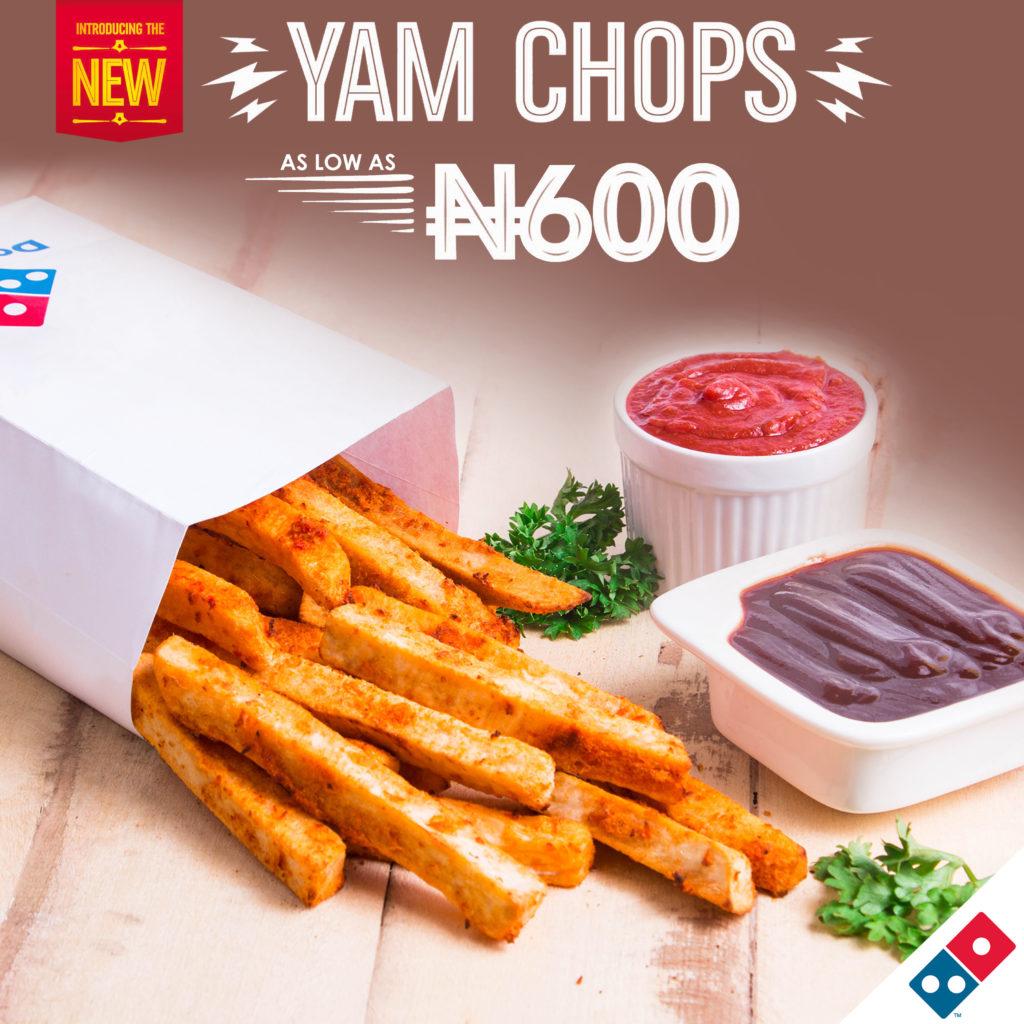 yam chops