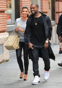 KIM AND KANYE WEST RECEIVE $5MILLION OFFER FOR FIRST PICTURES OF THEIR THIRD CHILD #baydorzblogng
